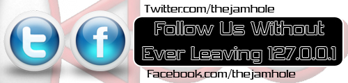 Follow Us on Twitter and like us on Facebook