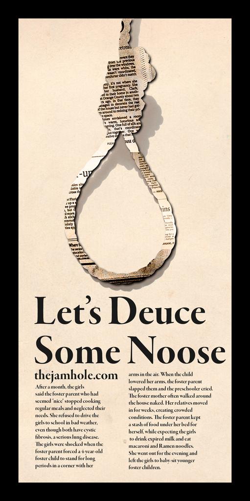 deuce some noose!