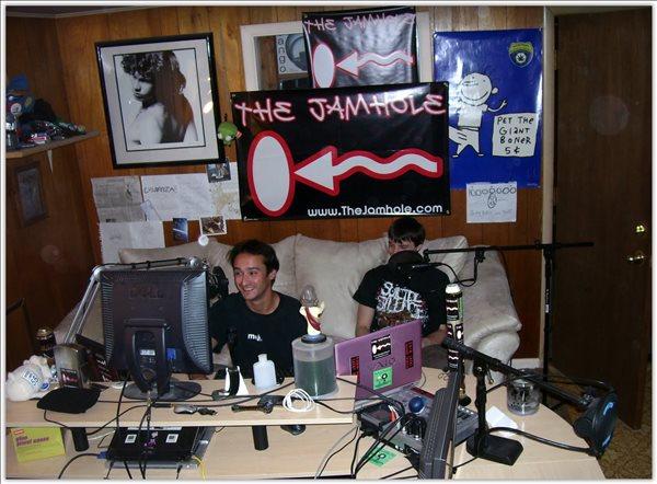 The Jamhole 250 Live Show 3
