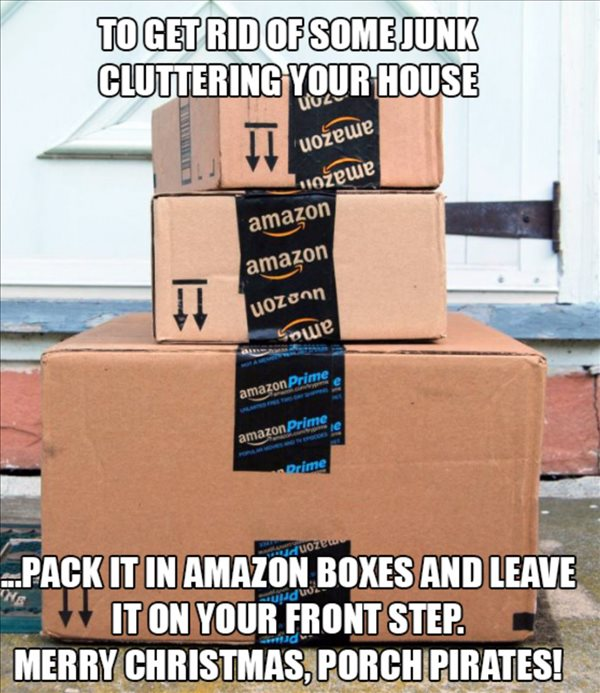 Amazon Meme