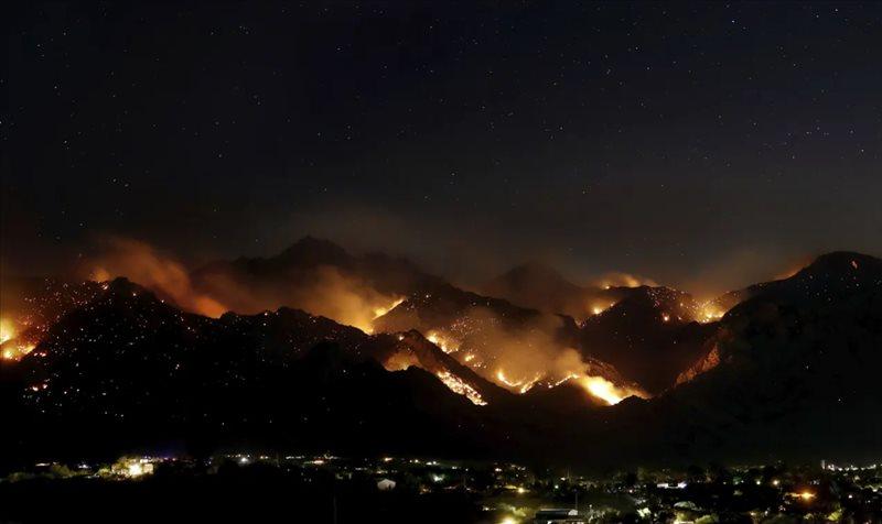 arizona fire
