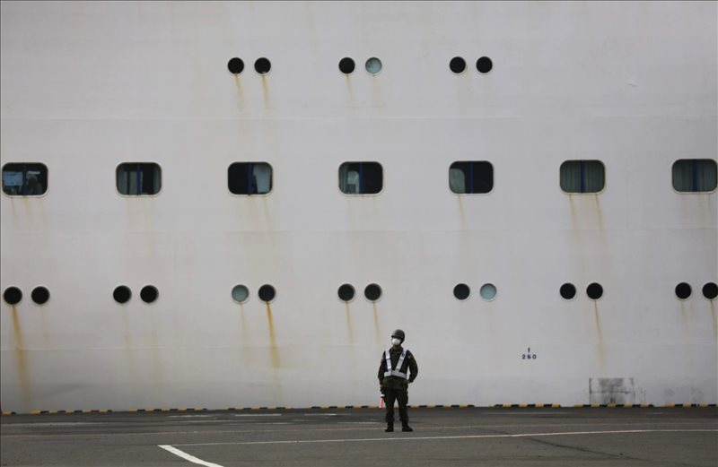 cruise ship quarantine