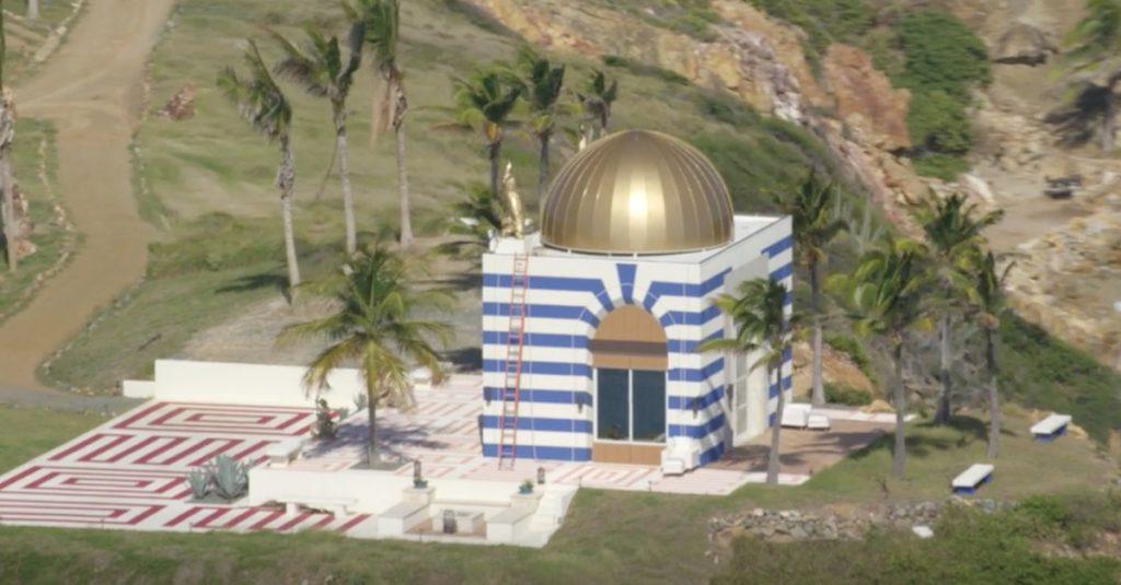 epstein temple