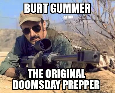 Burt Gummer