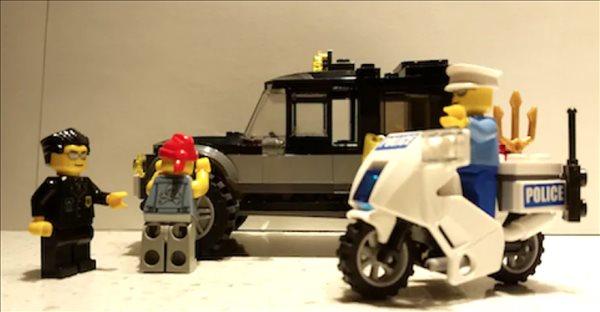 Lego Thief