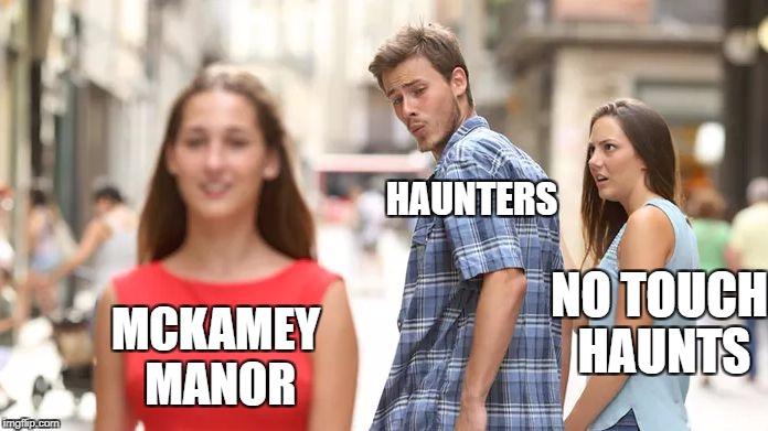 Mckamey Manor Meme