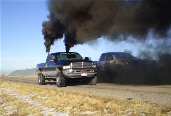 Rolling Coal