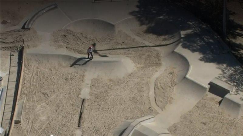 Skate Park Sand