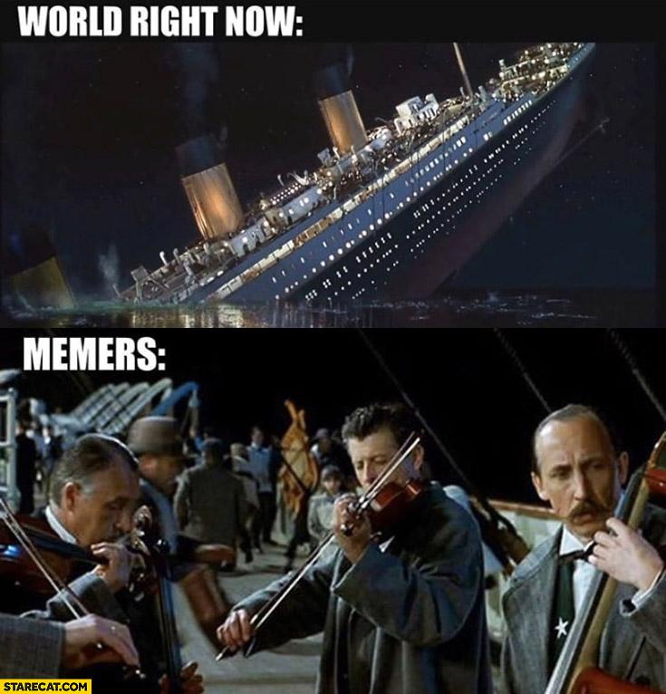 titanic memes