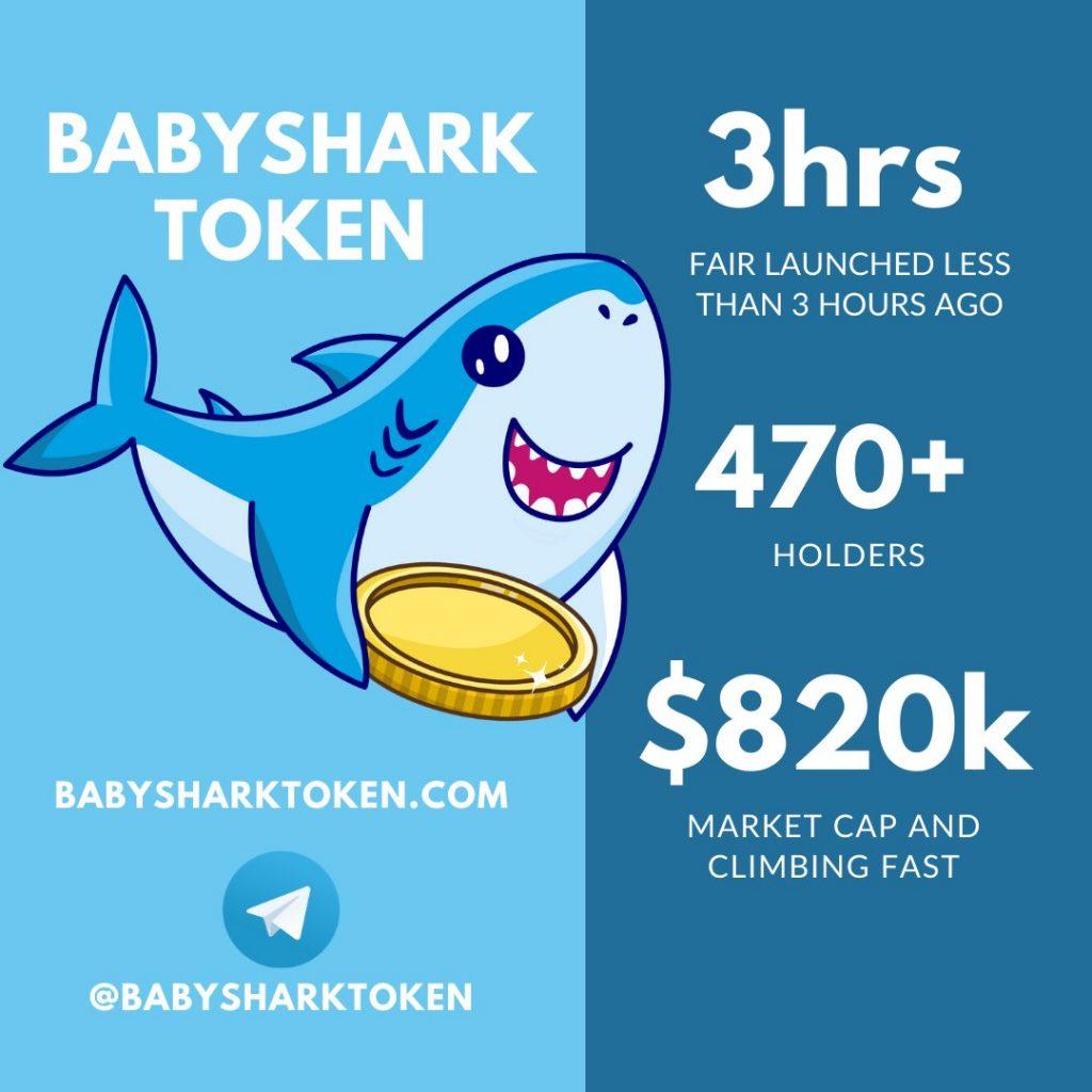 BabyShark Token