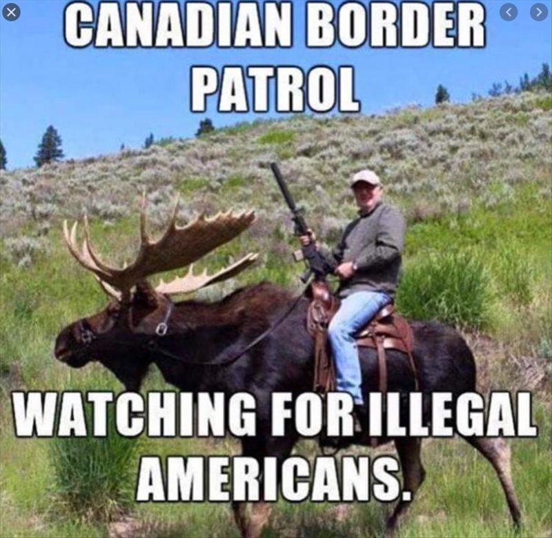 Canadian Border Patrol