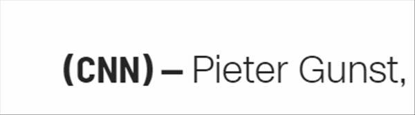 Pieter Gunst