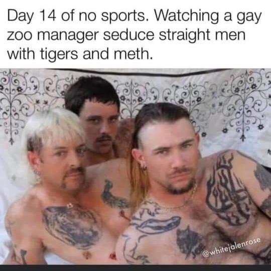 Joe Exotic Meme