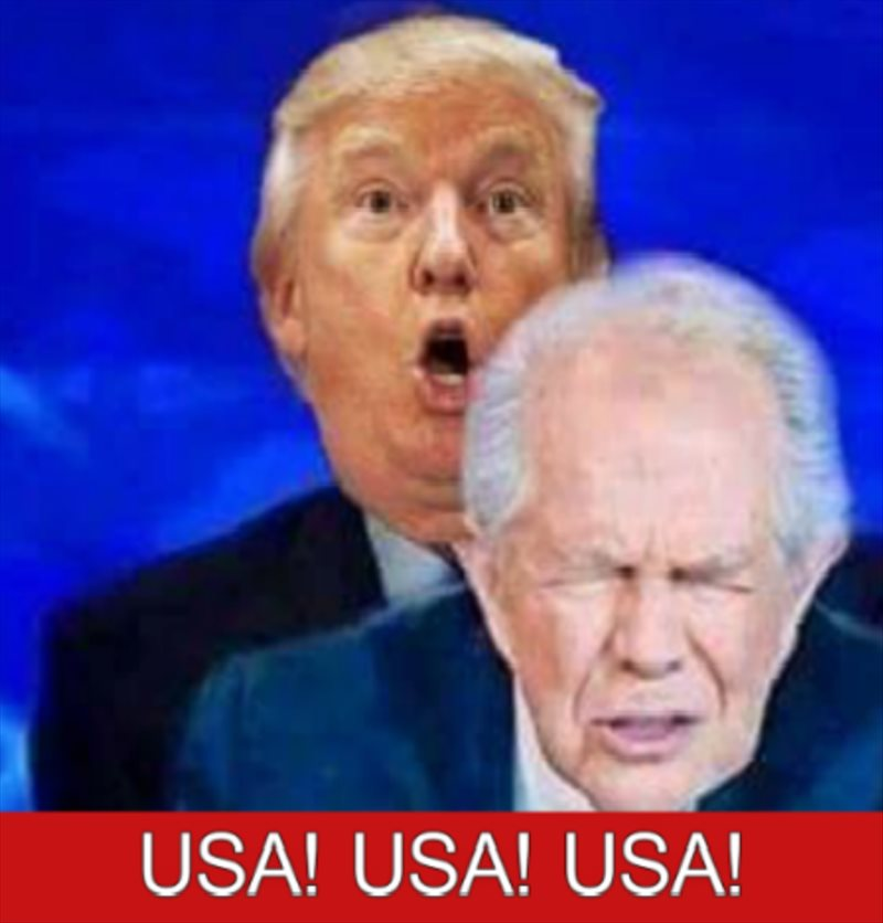 Trump Robertson